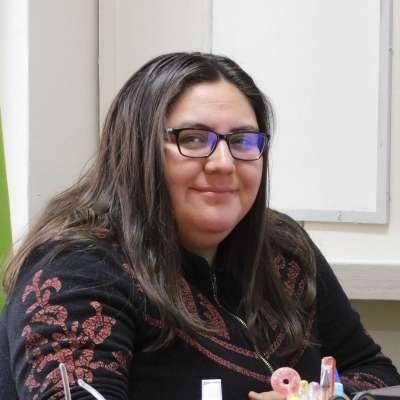 Carolina Navarro Encargada Convivencia