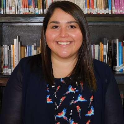 Catalina Lopez Docente Ingles