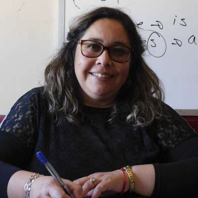 Monica Araya Docente Historia