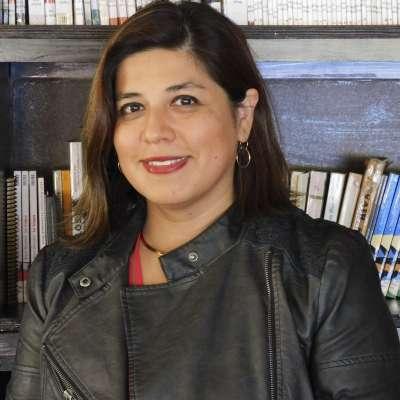 Odette Gonzalez Orientadora