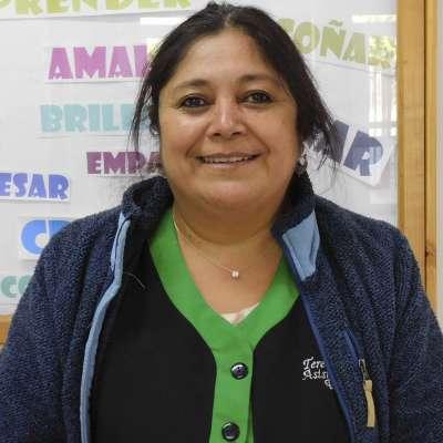 Teresa Sanchez Asistente