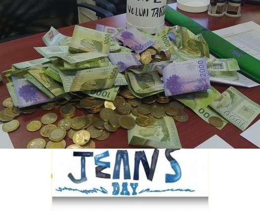 Jean Days solidario